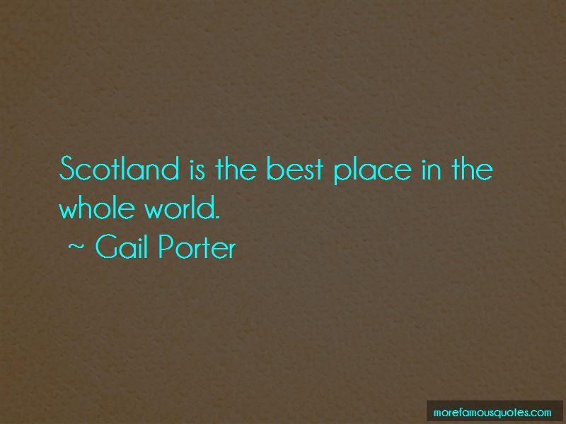 Scotland Pa Quotes