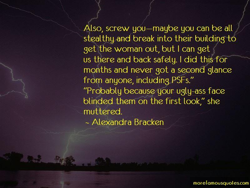 Screw You Break Up Quotes