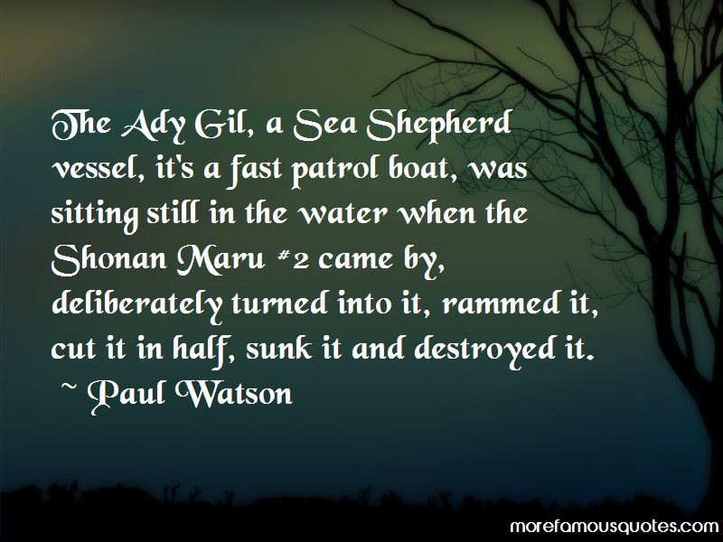 Sea Boat Quotes