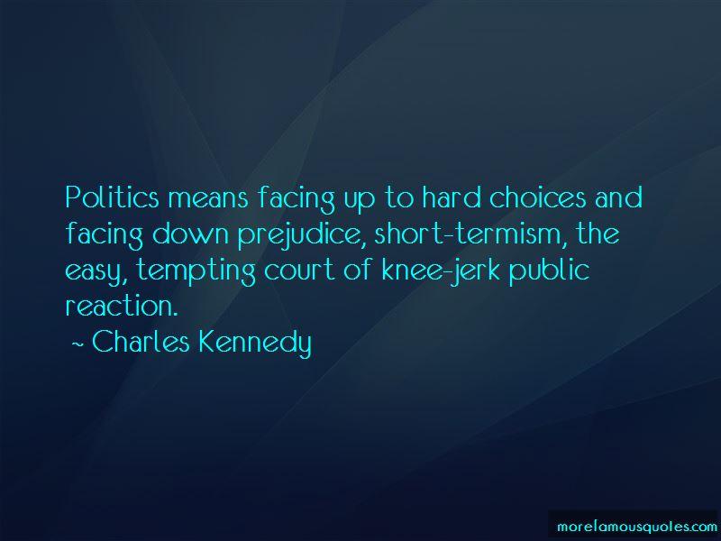 Short Termism Quotes