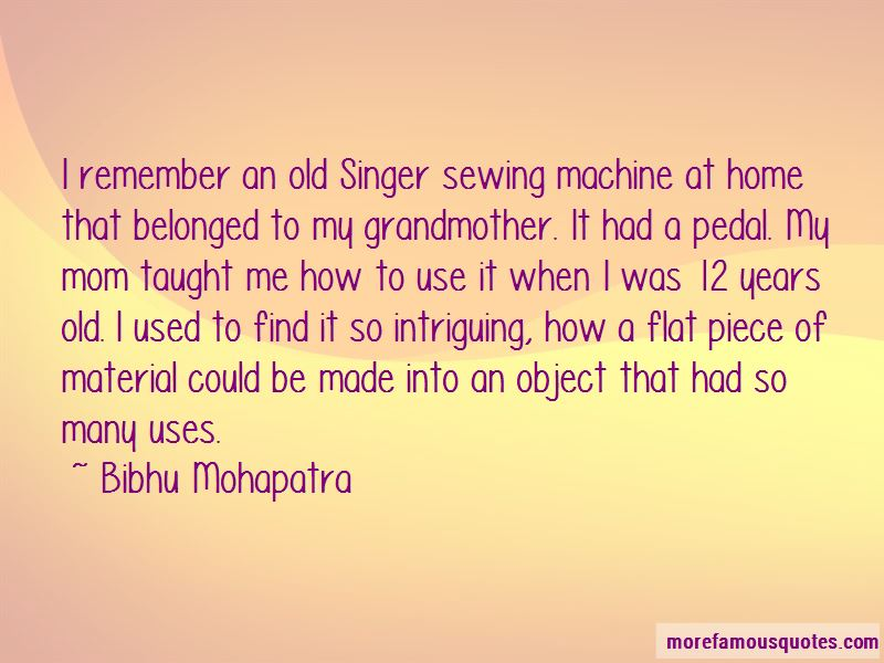 Singer Sewing Machine Quotes Pictures 2