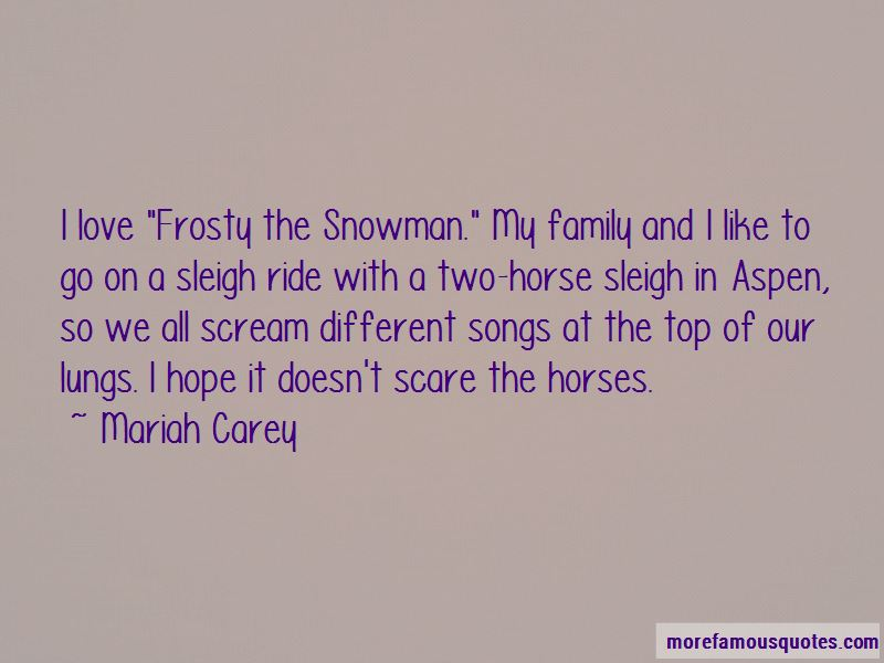Sleigh Ride Quotes Pictures 2