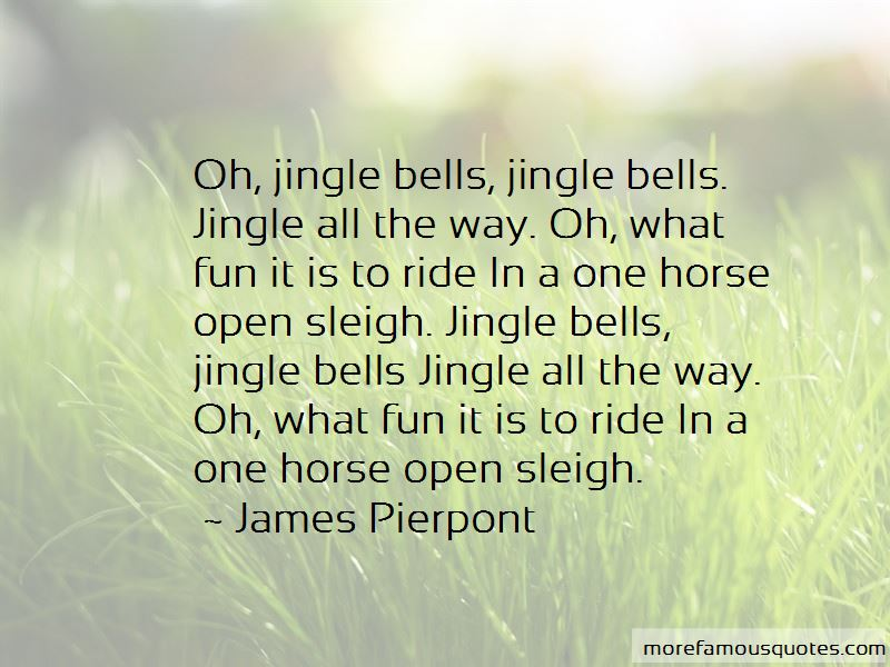 Sleigh Ride Quotes Pictures 3