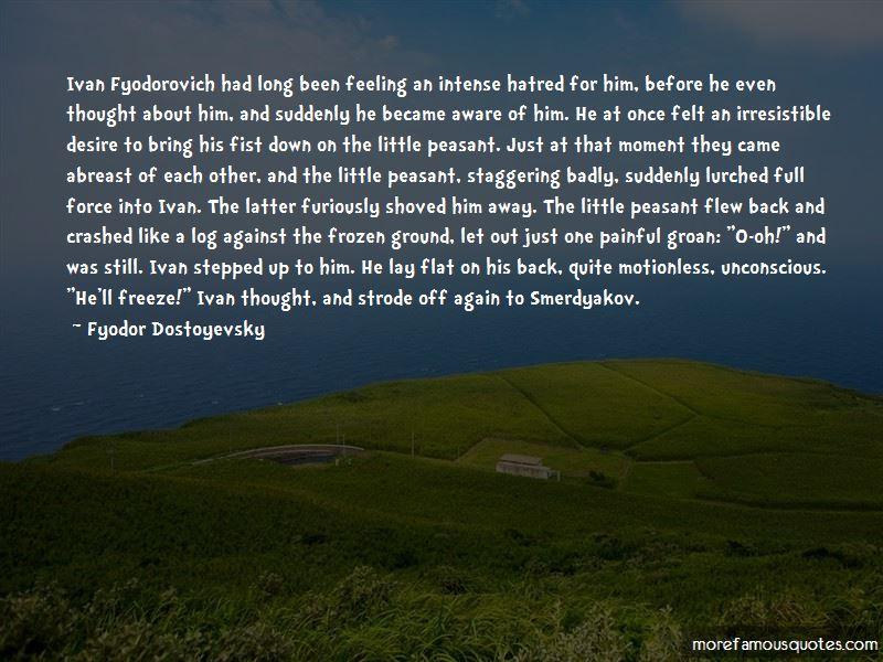 Smerdyakov Quotes