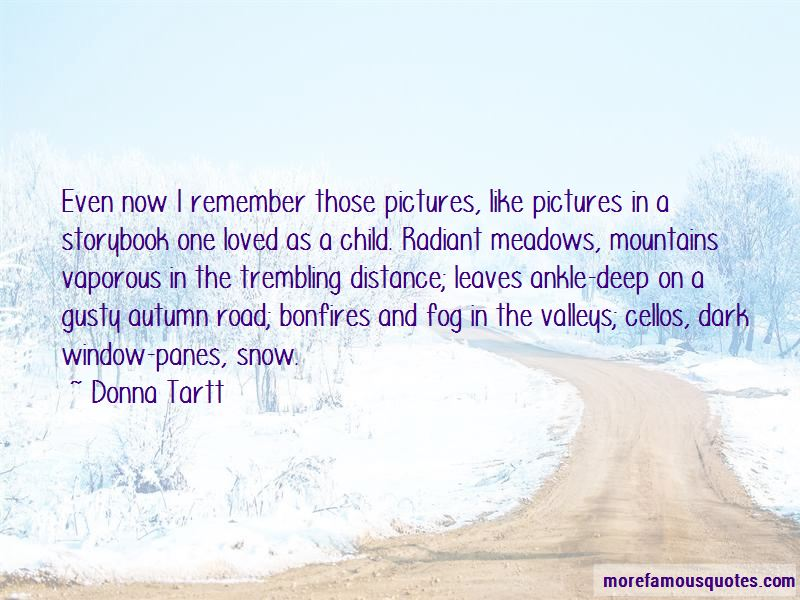 Snow Road Quotes