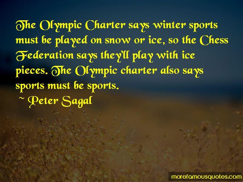 Snow Sports Quotes