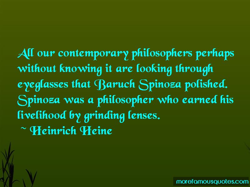 Spinoza Baruch Quotes