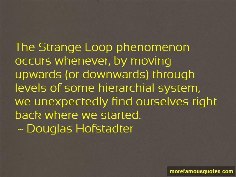 Strange Loop Quotes