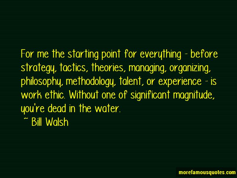 Strategy Without Tactics Quotes Pictures 4