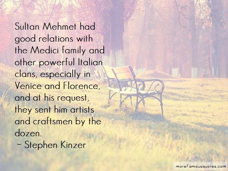 Sultan Mehmet Quotes