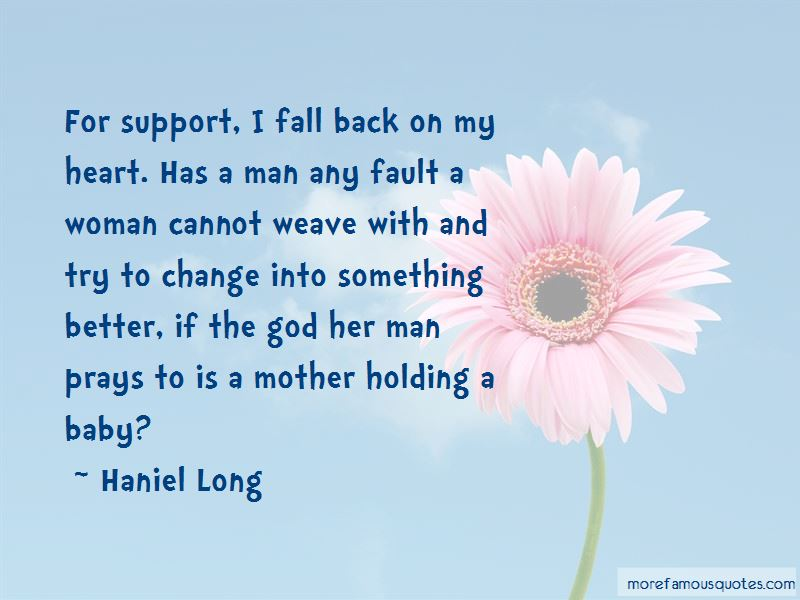 Support For Change Quotes