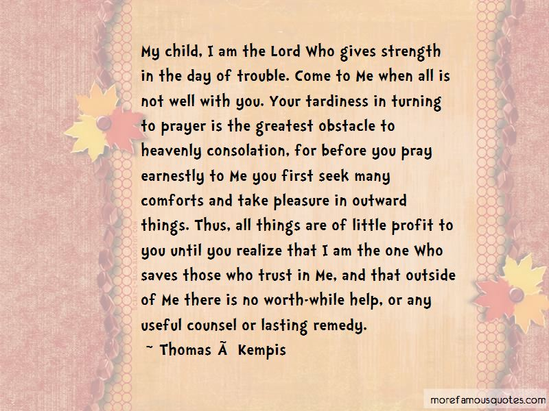 Take It To The Lord In Prayer Quotes Pictures 2