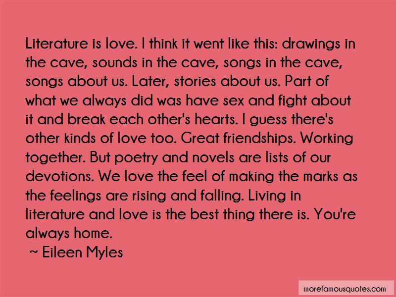 The Best Part Of Falling In Love Quotes Pictures 3