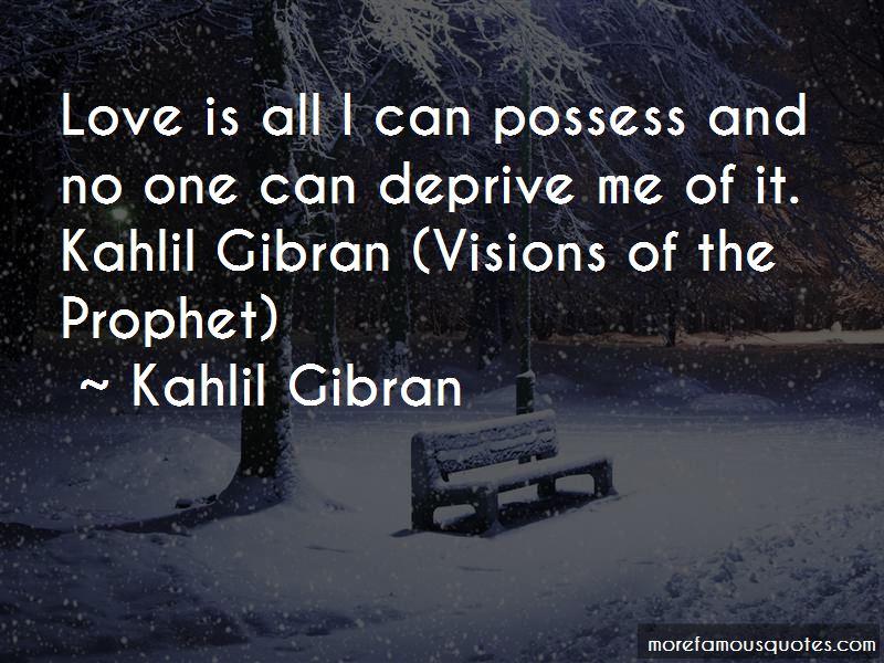 The Prophet Kahlil Quotes Pictures 4