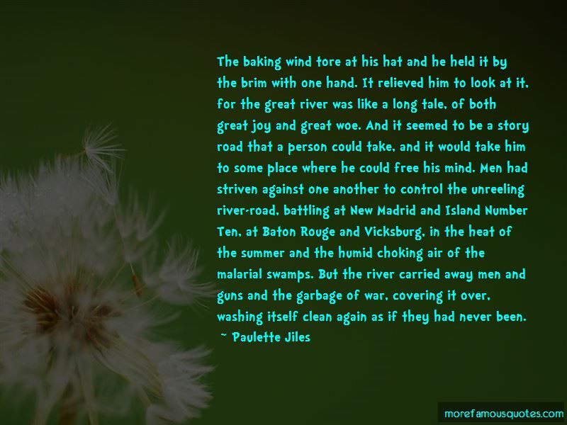 The River War Quotes