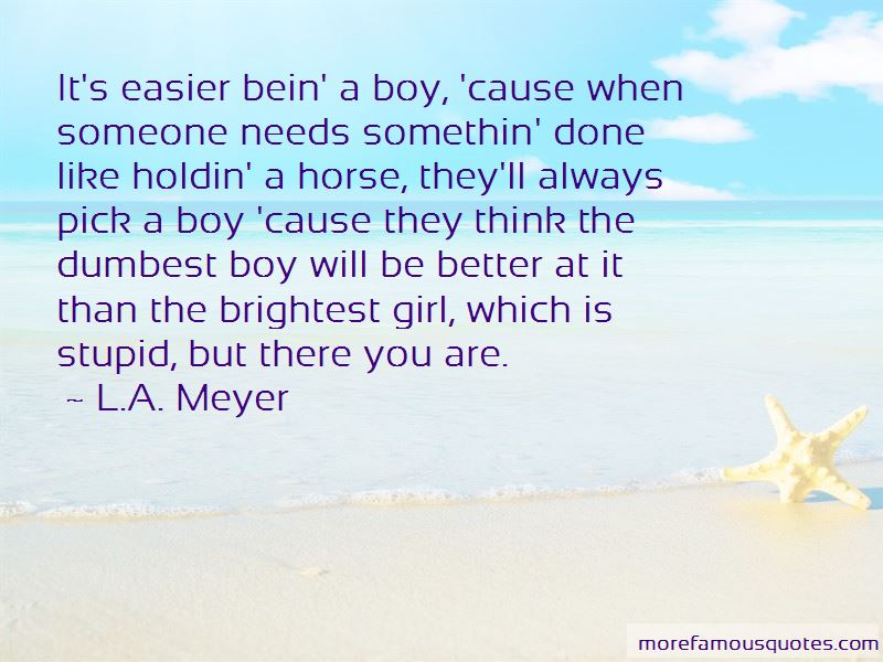 There Will Always Be Someone Better Quotes