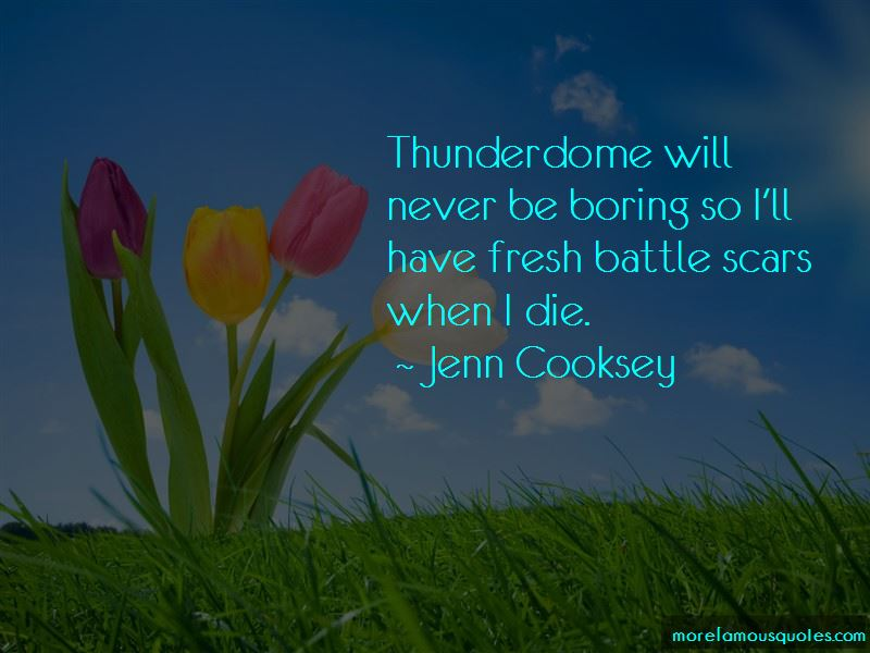 Thunderdome Quotes Pictures 2