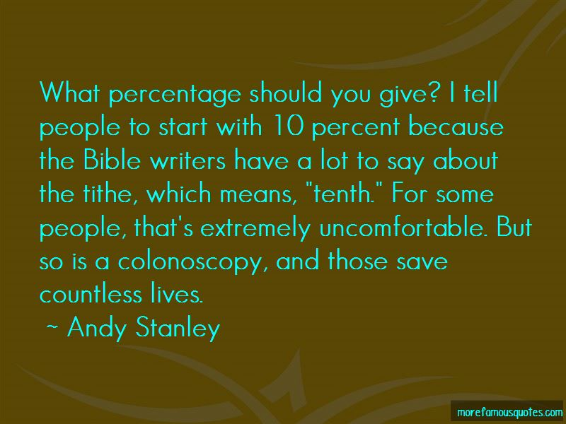 Tithe Bible Quotes
