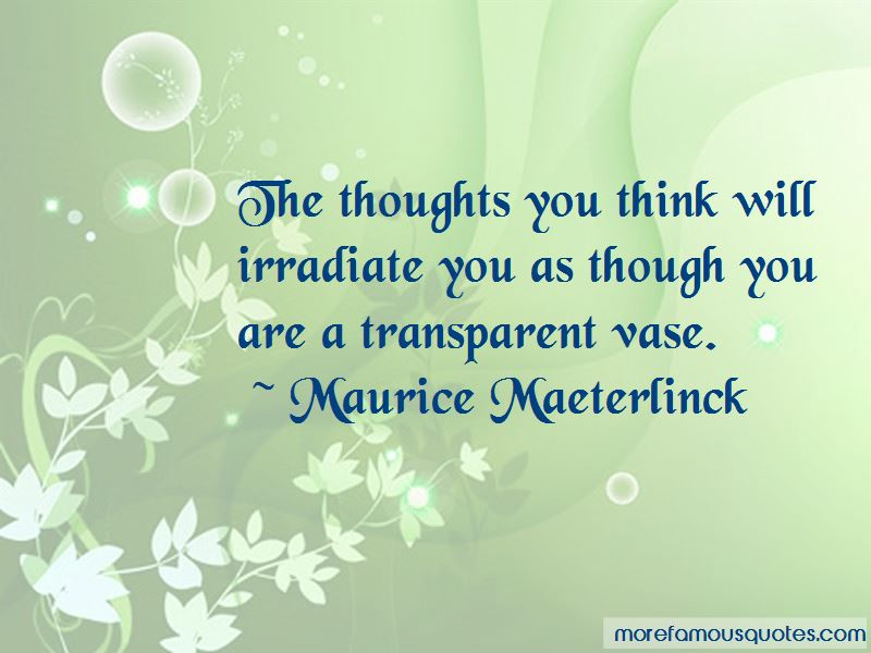 Transparent Thoughts Quotes Pictures 3