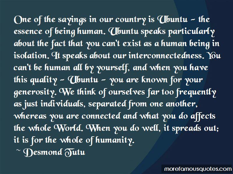 Ubuntu Os Quotes