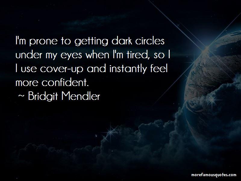 Under Confident Quotes