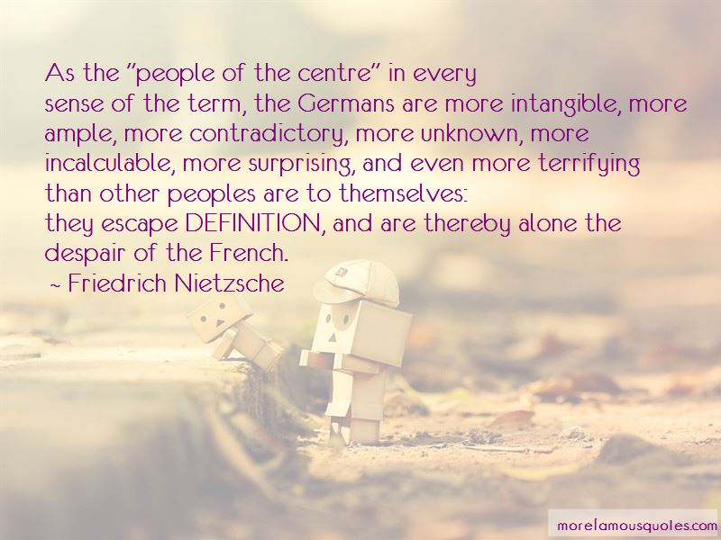 Unknown Peoples Quotes