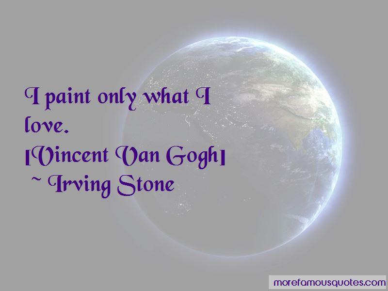 Vincent Van Quotes