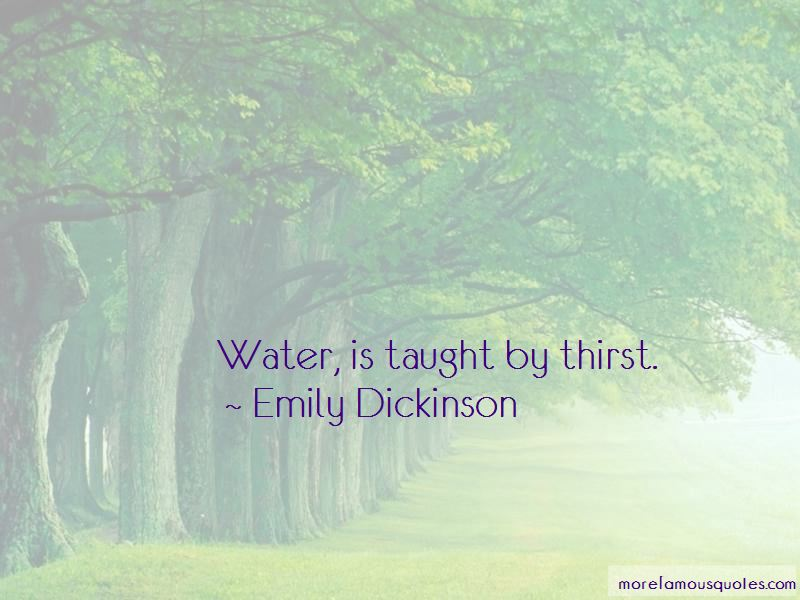 Water Thirst Quotes Pictures 3