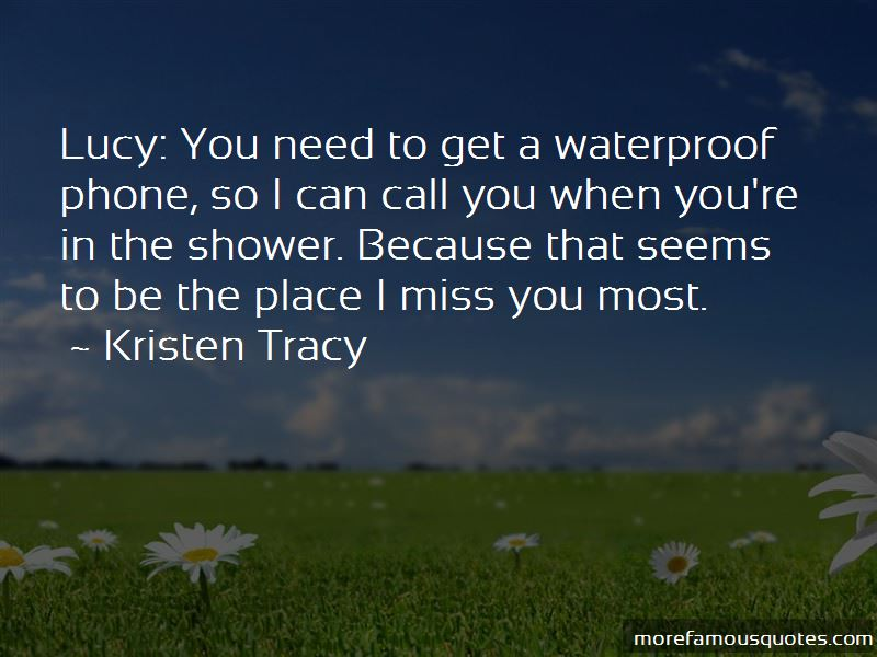 Waterproof Quotes Pictures 2