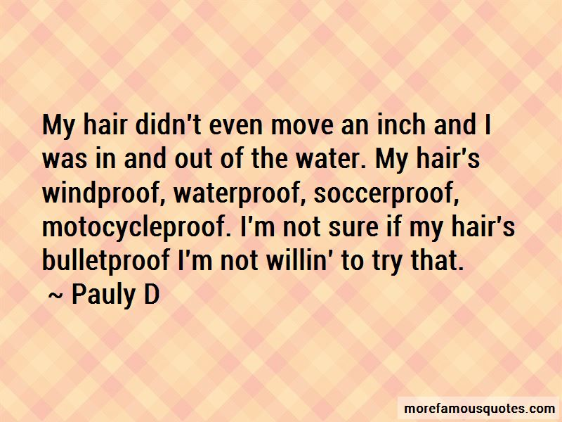 Waterproof Quotes Pictures 4