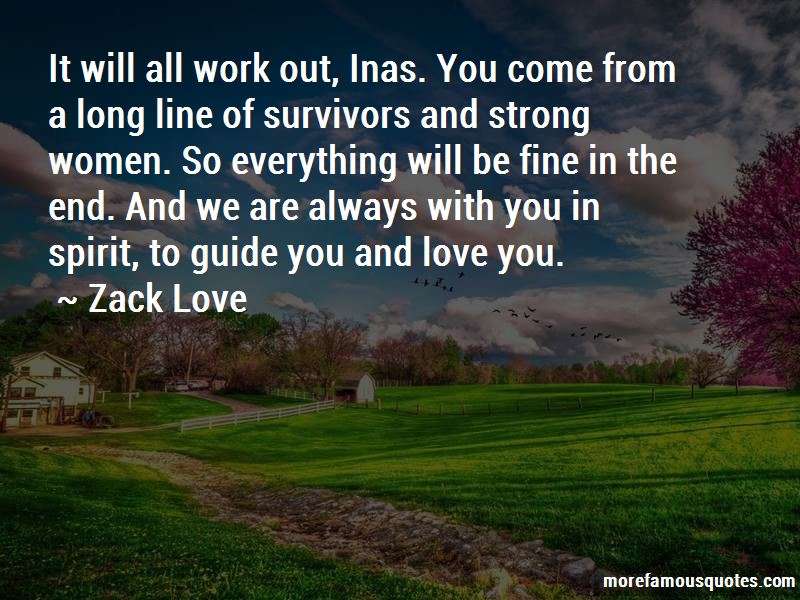 We Are Always With You Quotes