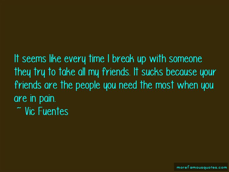 When You Need Friends The Most Quotes Pictures 2