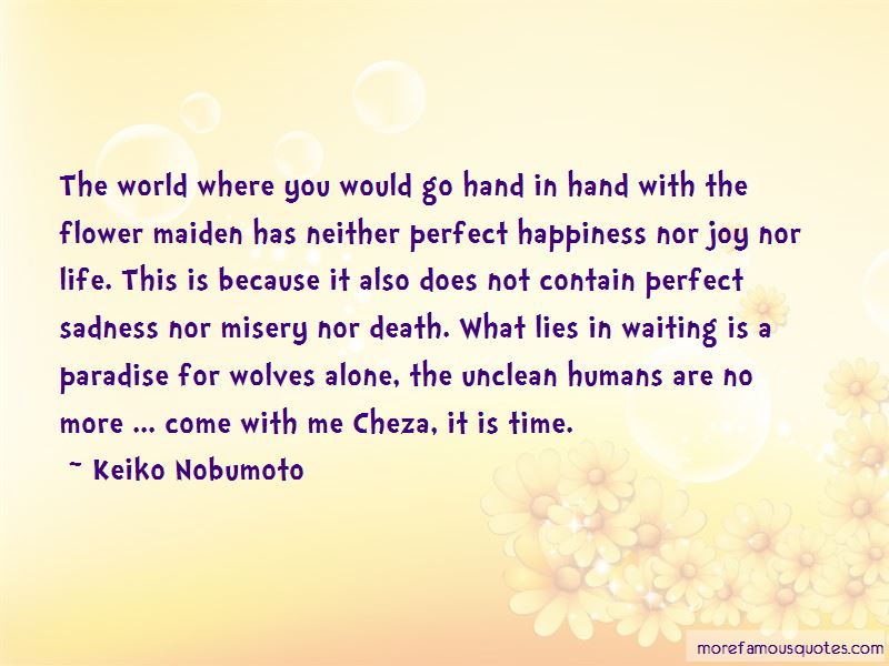 Where Does Happiness Come From Quotes