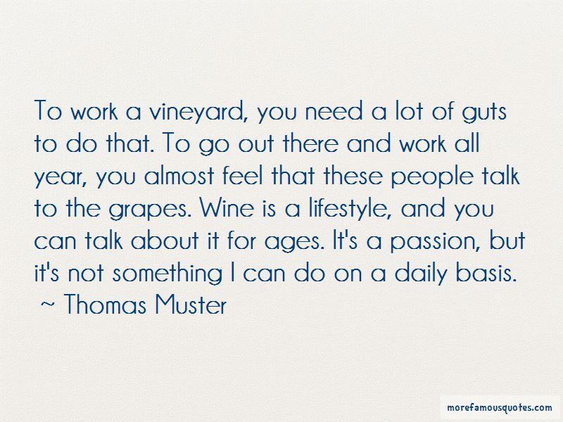 Wine Vineyard Quotes Pictures 2