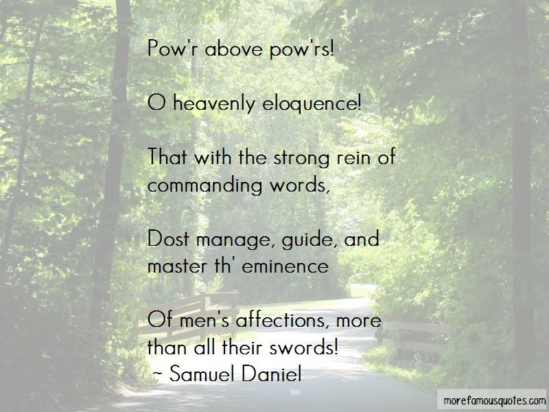 Words Are Swords Quotes