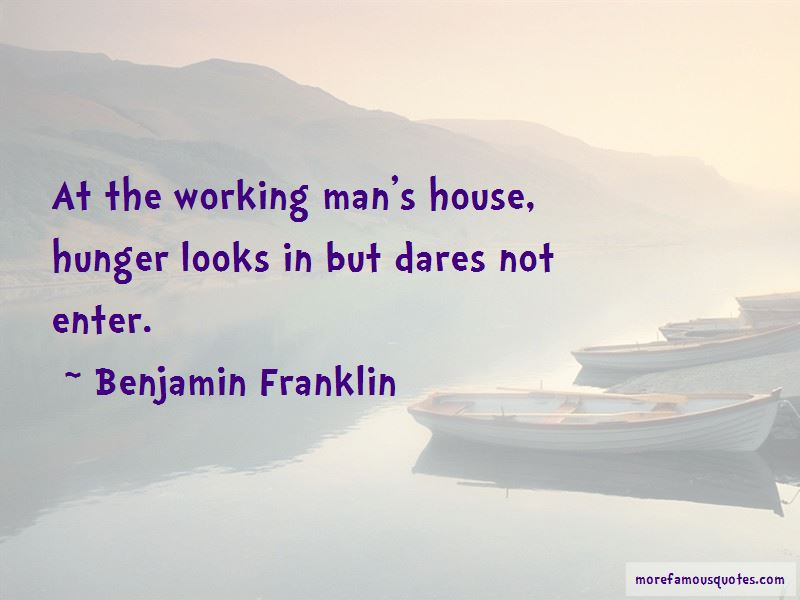 Working Man's Quotes Pictures 2