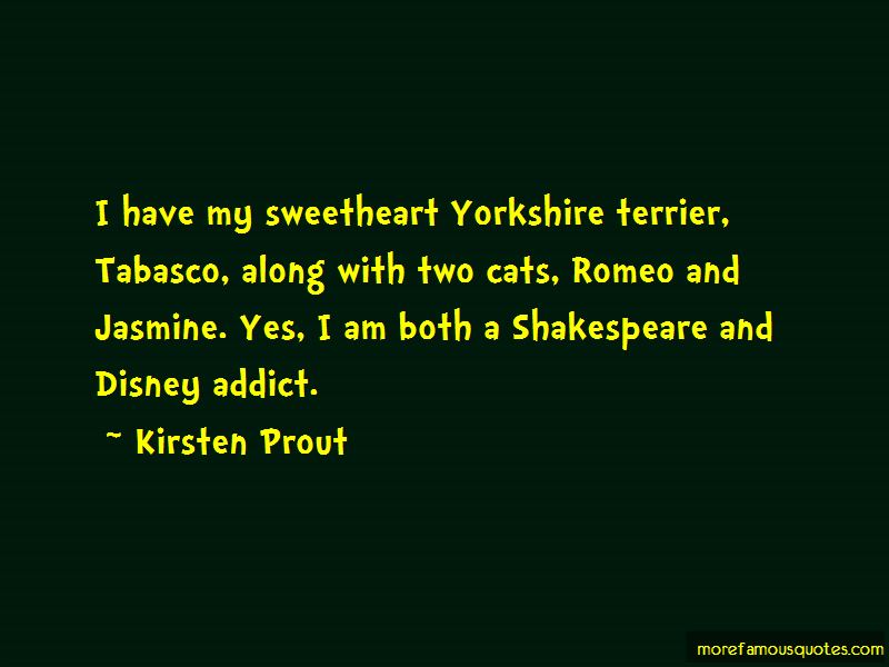 Yorkshire Terrier Quotes