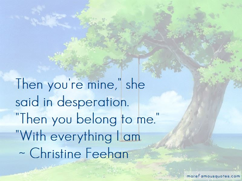 You Belong To Me Quotes Pictures 3