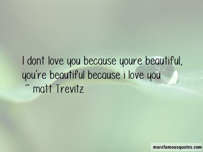 You're So Beautiful To Me Quotes Pictures 3