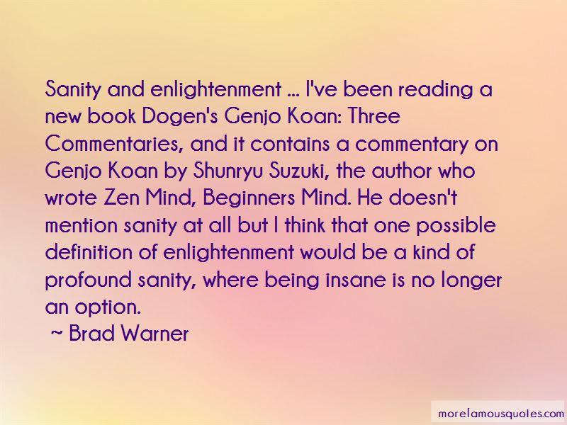 Zen Beginner's Mind Quotes