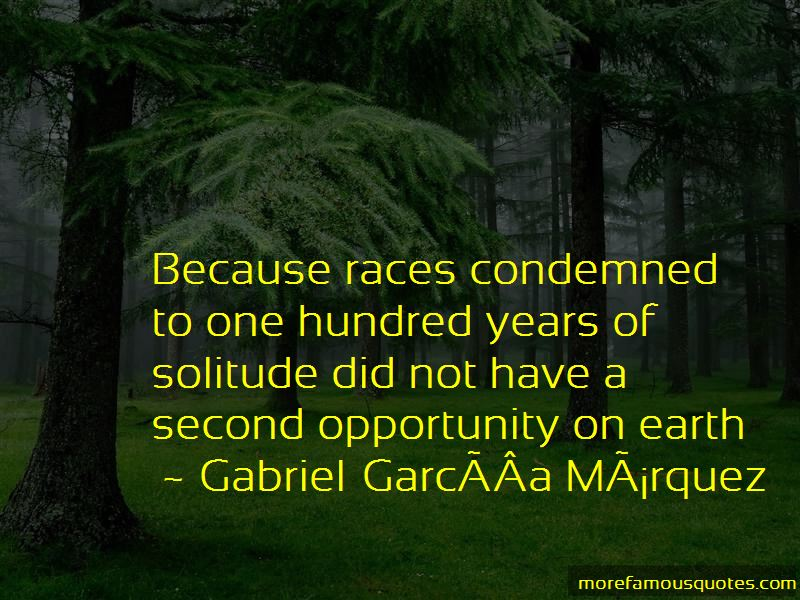 A Hundred Years Of Solitude Quotes Pictures 2