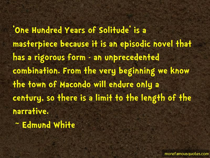 A Hundred Years Of Solitude Quotes Pictures 3