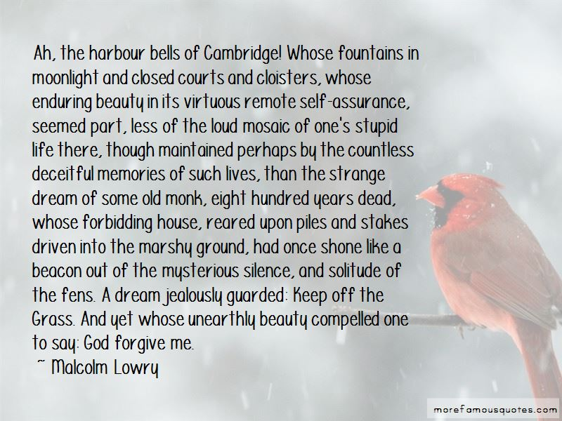 A Hundred Years Of Solitude Quotes