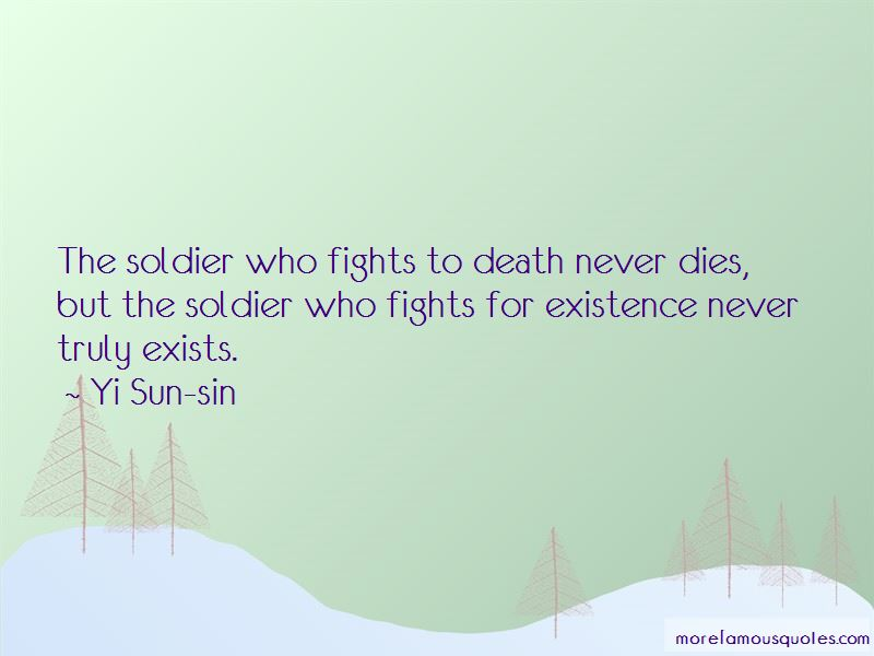 A Soldier Never Dies Quotes Pictures 2