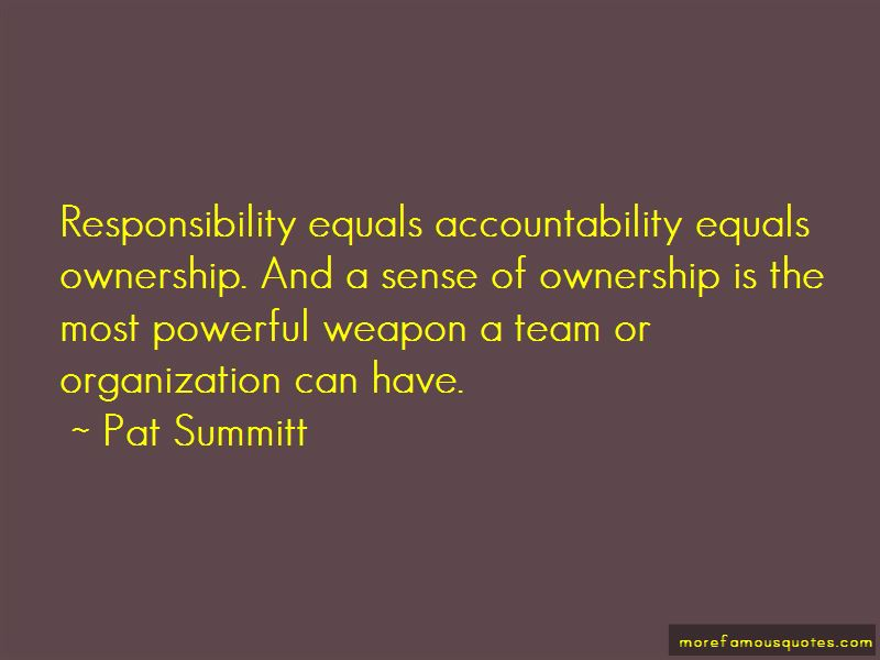 Accountability And Ownership Quotes Pictures 3