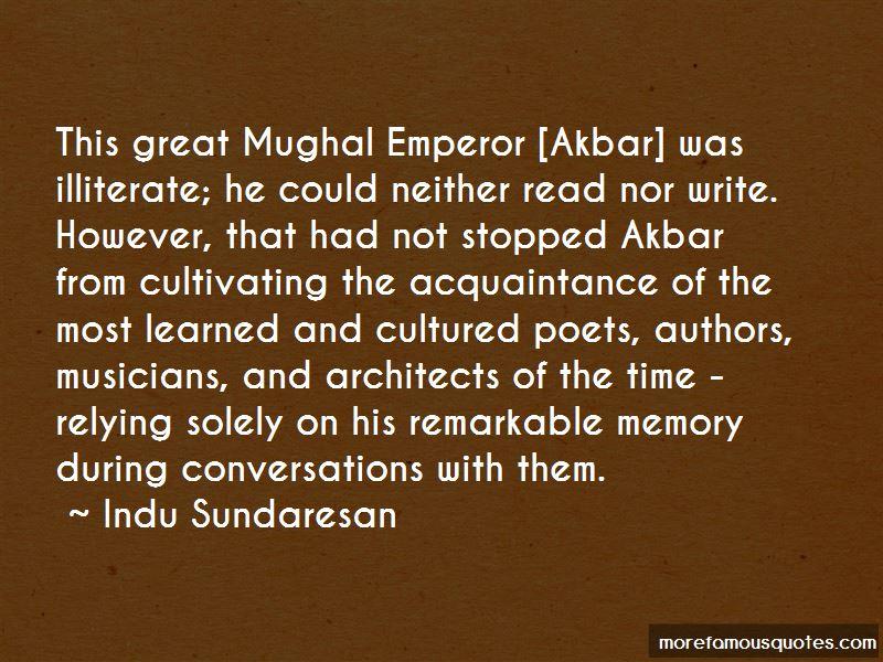 Akbar Mughal Quotes