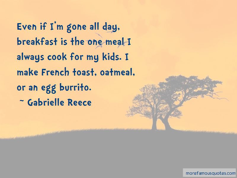 All Day Breakfast Quotes