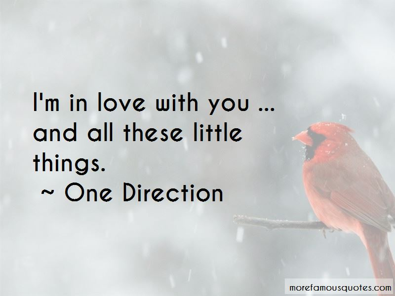All These Little Things Quotes Pictures 3