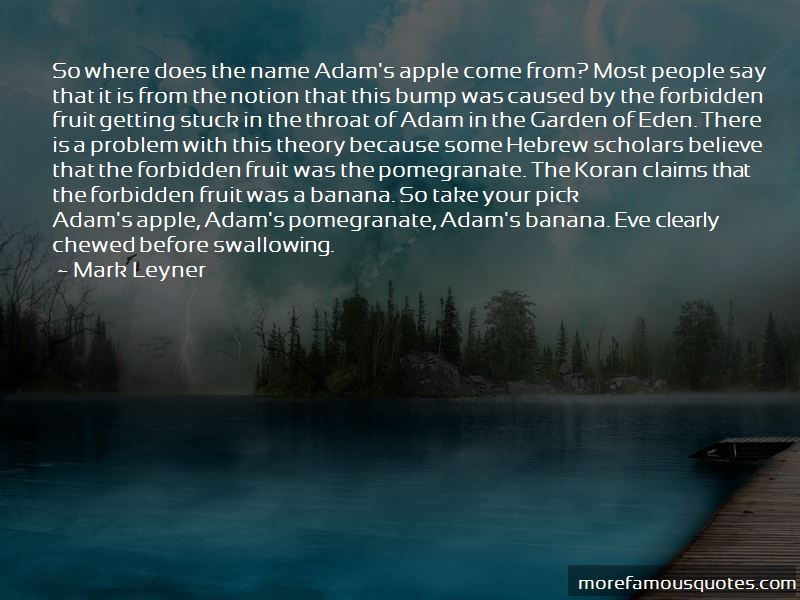 Apple And Banana Quotes Pictures 3