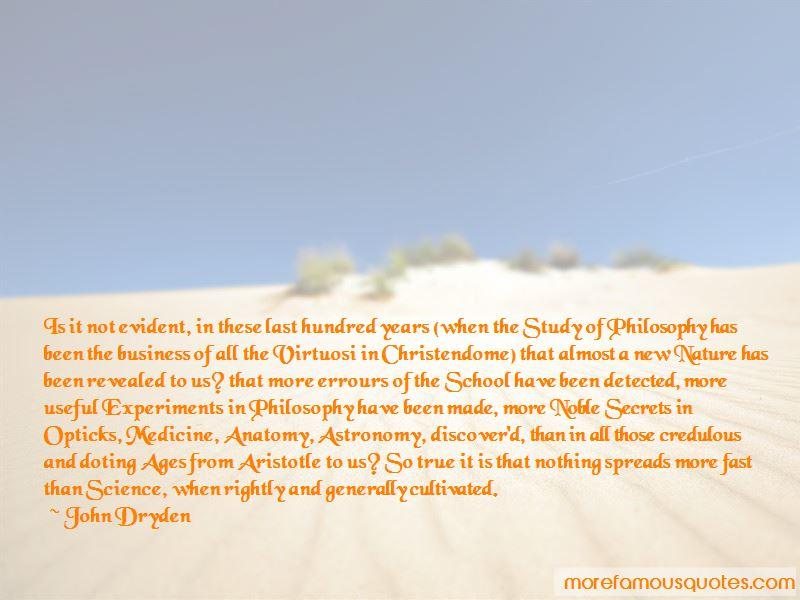 Aristotle Astronomy Quotes